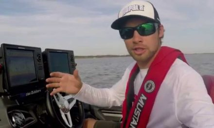 Jigging Rap® Open Water for Bass with Brandon Palaniuk
