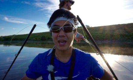 5 LB Bass Broke my Rod!!! Texas Bass Fishing (ft. LunkersTV)