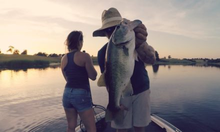 Bass Fishing During The Dog Days