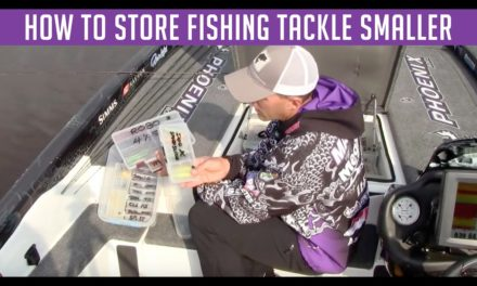 Best Way to Store Fishing Tackle in Your Boat