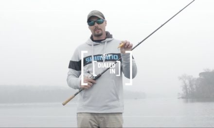 Dialed In: Alex Davis on Ripping Lipless Crankbaits in Grass