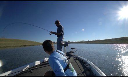 – Fishing a Bass Tournament with Gary Yamamoto