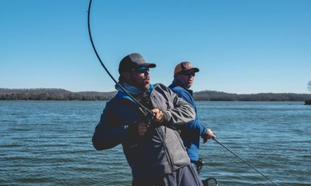 Scott Martin – Fishing for the Tennessee State Record Bass!
