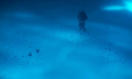 Dan Decible – Fishing under ice