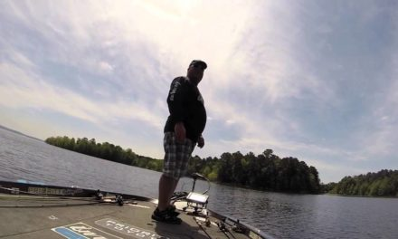 GoPro: Jacob Powroznik Day 2 catches at Toledo Bend