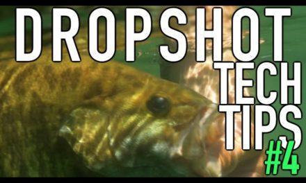 How to Fish a Dropshot: Tech Tips #4