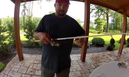 FlukeMaster – How to Put Line on a Spinning Reel