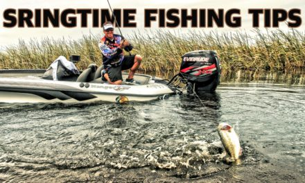 – How to fish in the spring for BIG BASS. Instructional bass fishing tips