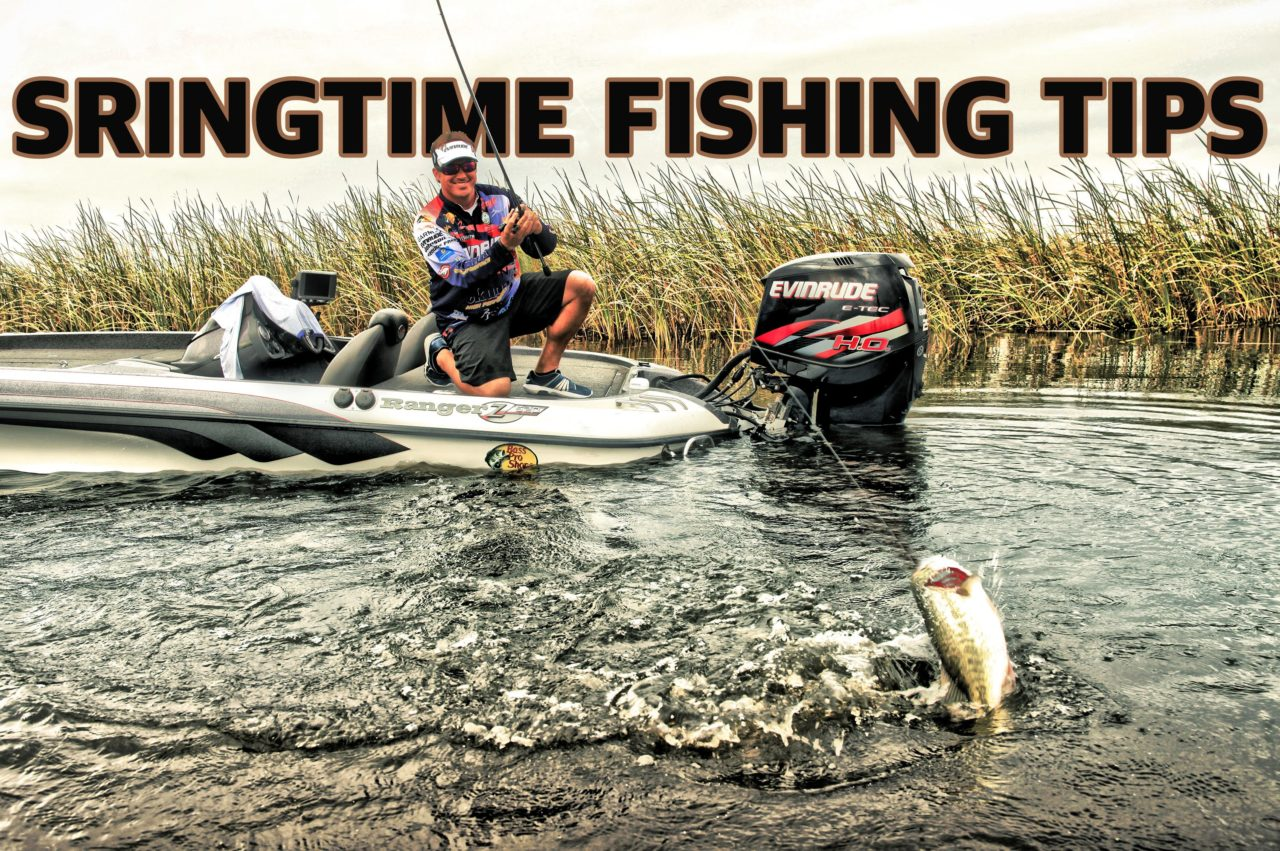 How to fish in the spring for big bass instructional for Bass pro spring fishing classic 2017