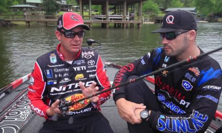KVD – Kevin VanDam Topwater Tips and Techniques