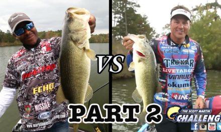 Scott Martin Challenge – SMC Episode 12:08 – PT-2 Trash Talking – Bass Jacking Alabama Team Big Bass Challenge – EPIC !!!
