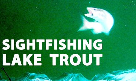 Uncut Angling – Manitoba – Sightfishing Lake Trout in 27 feet!!! – CLEARwater Lake, Manitoba
