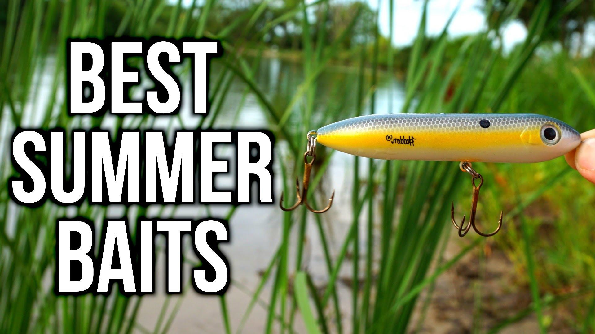Flair Top 5 Summer Bass Fishing Lures Pond Lake Tips Angler Hq