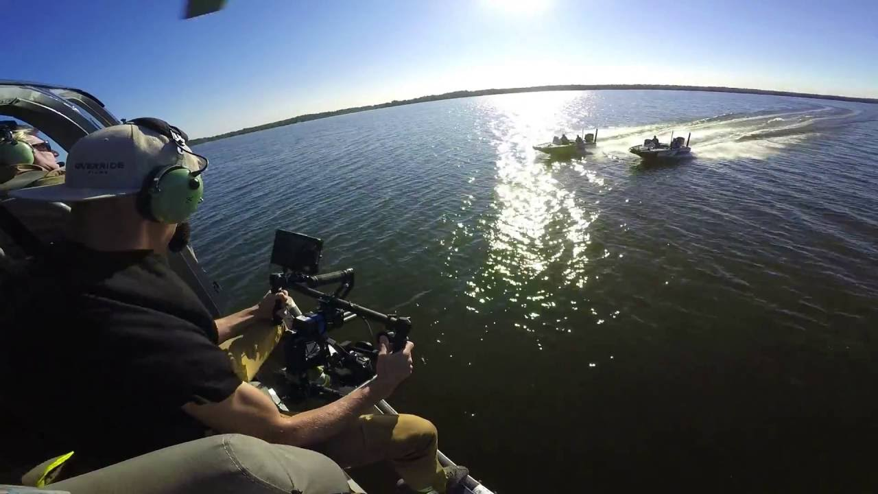 Majorleaguefishing take a ride with mlf angler hq for Major league fishing shop