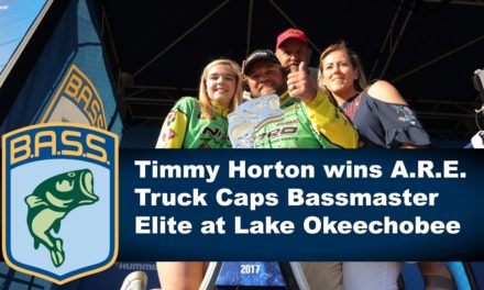 Bassmaster – Timmy Horton wins on Lake Okeechobee