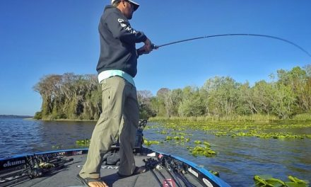 Scott Martin VLOG – Back At It Again! Harris Chain – FLW Tour Practice