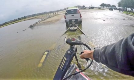 LakeForkGuy – Bad Fishing Day Gets Worse