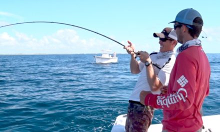 LakeForkGuy – Bass Tackle Saltwater Challenge ft. BlacktipH