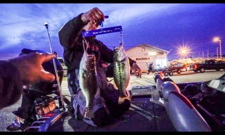 – Big Bass Fishing Tournament – That was so Close