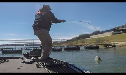 Byran Thrift Gets Wrapped Up with Day 3 Kicker