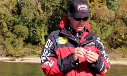 Fishing Subtle Swimbaits with KVD