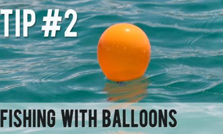BlacktipH – Fishing with Balloons – Fishing Tip #2