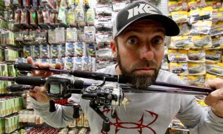 Mike Iaconelli Secret Tips & Tactics – Mike Iaconelli's Bass Fishing Rod & Reel Arsenal!