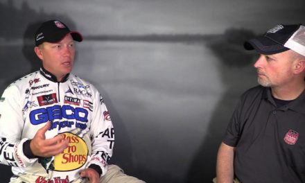 MajorLeagueFishing – Montgomery Points Out Dock-Fishing Mistakes