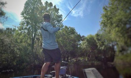 Scott Martin VLOG – Smashing into a $100K Rock! Broken Boat – FLW Tour #3