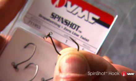 The Ultimate Drop Shot Hook: VMC SpinShot