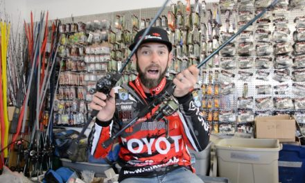 Mike Iaconelli Secret Tips & Tactics – VERSATILE  Bass Fishing Combos with Mike Iaconelli