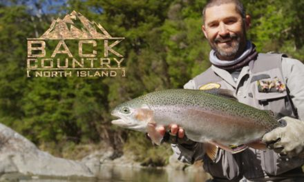 Dan Decible – Backcountry – North Island Fly Fishing Trailer