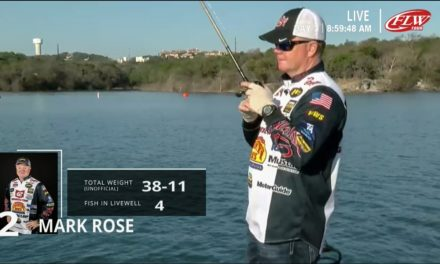 FLW LIVE Coverage | Day 3 | Lake Travis