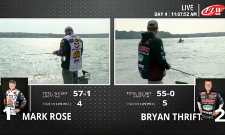 FLW LIVE Coverage | Day 4 | Lake Travis