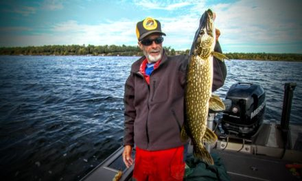 Fall Fishing – Lindner's Angling Edge 2013 S11