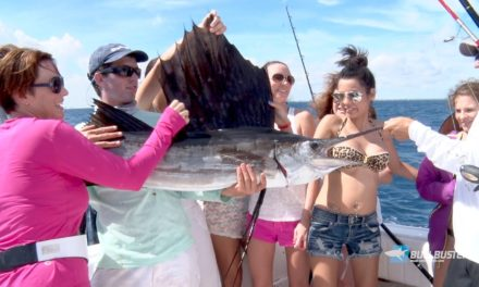 BlacktipH – Fishing For a Cure – Bluewater Babes Fishing Tournament