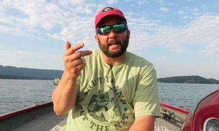 FlukeMaster – Fishing Shirt of the Month Club Fishing Trip Winner
