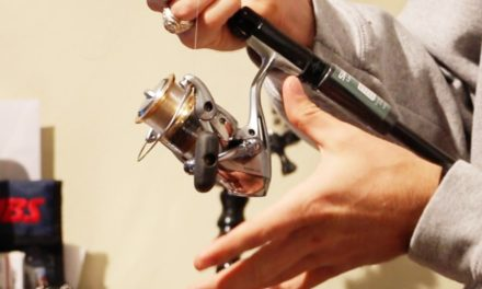 LakeForkGuy – How to Spool Up Your Spinning Reel Tangle Free