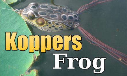 – KOPPERS Live Target Frog – Topwater Fishing Tips (Hat Cam Bass)