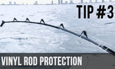 BlacktipH – Protecting Your Fishing Rod with Vinyl Tubing – Fishing Tip #3