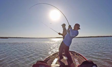 LakeForkGuy – Shocking Double Digit Bass While Frog Fishing