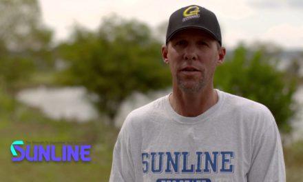 Sunline SX1 Braid – Aaron Martens