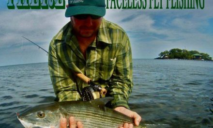 "Dan Decible – There ""out of our element"" – Faceless – Fly Fishing –"