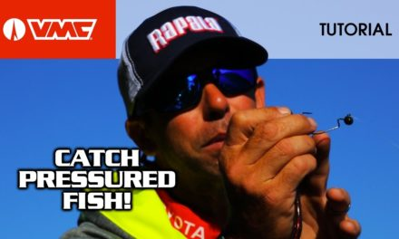 The VMC® Finesse Rugby Jig: HOW TO FISH
