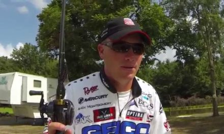 MajorLeagueFishing – Andy Montgomery: 2015 Challenge Select Day One Qualifier Wrap-Up