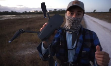 Lawson Lindsey – Drones and Bass Fishing