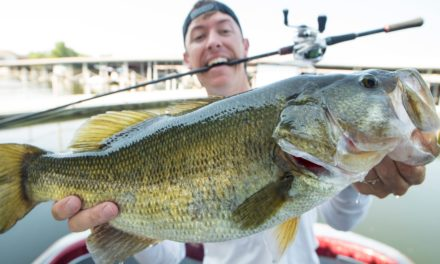 LakeForkGuy – New Trick for Suspended Big Bass