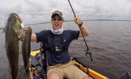 LakeForkGuy – Two Bass Eat the Same Crankbait!