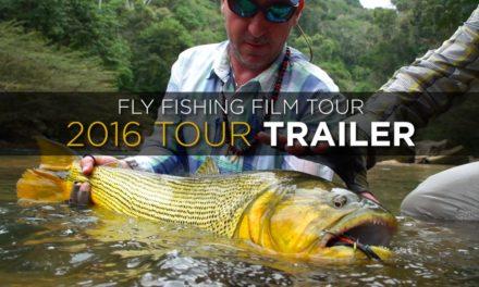 Dan Decible – 2016 Fly Fishing Film Tour Trailer