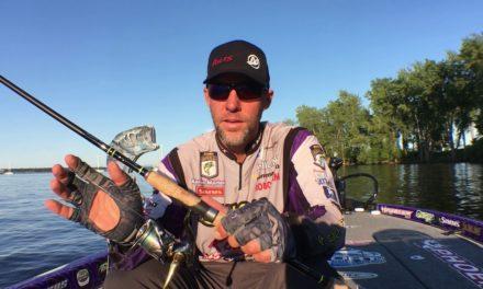 Aaron Marten Wins with Enigma Fishing HPT Rods